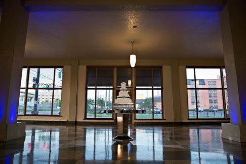 event facility for rent shreveport bossier wedding